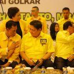 Ketua Umum DPP Golkar Airlangga Hartarto