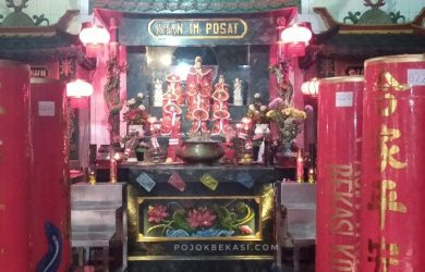Perayaan Imlek, 121 Anggota Polisi Jaga 5 Klenteng di Kota Bekasi