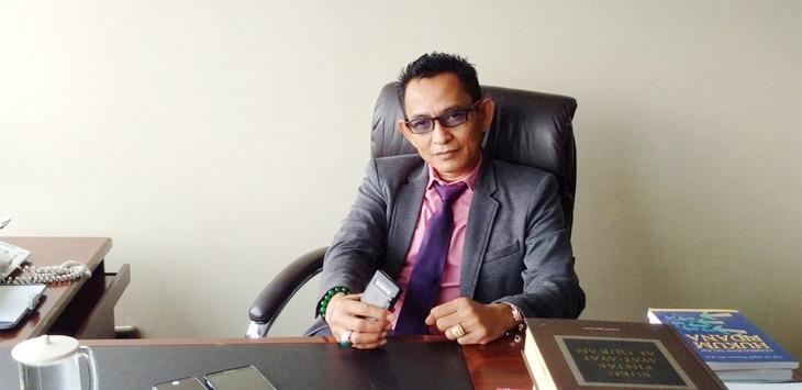 Kuasa hukum Hanny Untar, Andi Syarifuddin (ist)