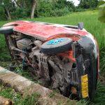 Rano Karno terlibat kecelakaan
