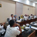 Rapat membahas Mal Pelayanan Publik (MPP) Kota Bogor (ist)