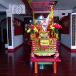 Salah satu Joli berumur tua yang di Vihara Winaon, Kota Cirebon. (Alwi)