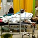 Salah satu korban ledakan di Cibungbulang Kabupaten Bogor (ist)