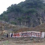 Salah satu situs bersejarah di Desa Gunungputri, Kecamatan Gunungputri, Kabupaten Bogor, terancam hilang akibat aktivitas galian C.