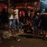 Sampah di Bogor Street Festival