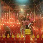 Suasana Tahun Baru Imlek di Vihara Dewi Welas Asih Kota Cirebon (kirno)