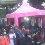 Video viral Aremania dan Maung Bandung