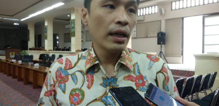 Wakil Ketua DPRD Kota Cirebon, Harry Saputra Gani./Foto: Alwi