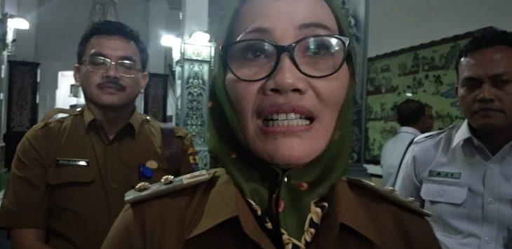 Wakil Wali Kota Cirebon Eti Herawati./Foto: Alwi