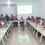 Rakor kampanye Pemilu 2019 di Kabupaten Bekasi.