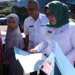 Acara Boling atau Rebo Keliling Bupati Bogor Ade Yasin di Kecamatan Ciampea (rishad)