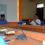 Anggota DPRD Jawa Barat saat meninjau Disdukcapil Kabupaten Bandung (arif)