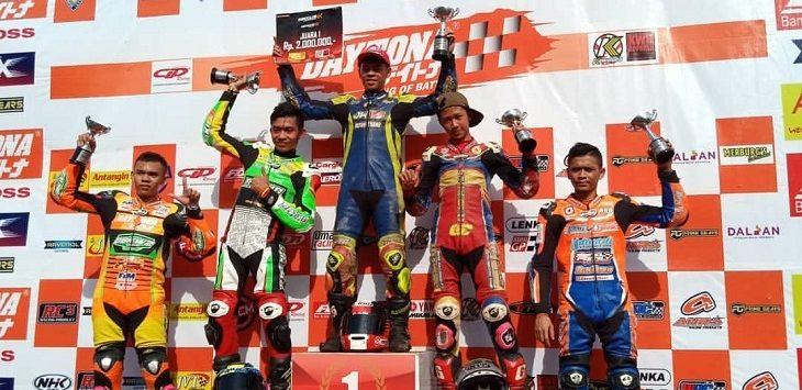 Indoclub Championship 2019 di Sirkuit Gerry Mang, Subang, Jawa Barat, Minggu (24/03/2019)./Foto: Istimewa