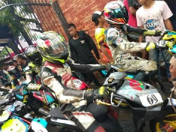 Begini Curhat Caleg dan Atlet Balap Motor Soal Dukungan Demi Harumkan Nama Cirebon