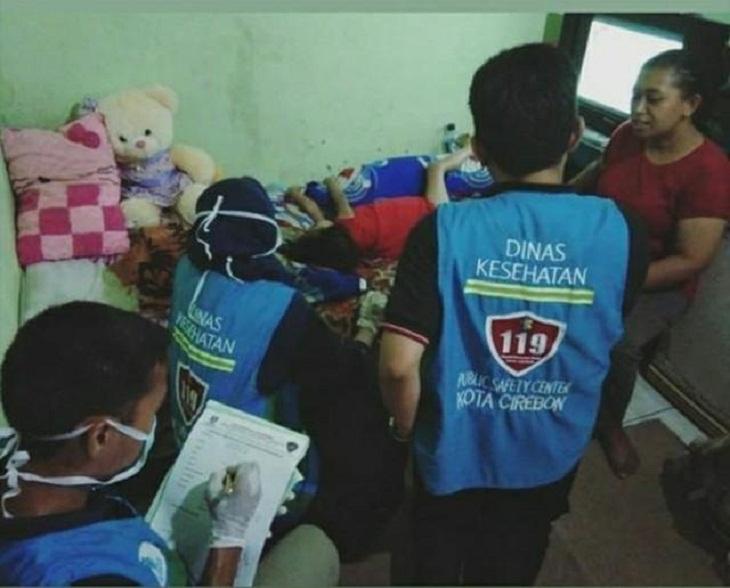 Bela Dirawat di RSUD Gunung Jati, Azis Gerak Cepat Pasca Kena 'Sentil', XTC Hari Ini Turun Ke Jalan