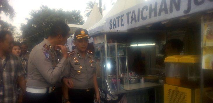 Polrestabes Bandung gelar Enterpreneur Expo Milenial, Kamis (14/3) sore./Foto: Arief
