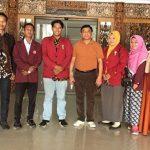Demi Milad, PC IMM Cirebon Kunjungi DPRD Kabupaten Cirebon, Ngapain