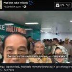 Duh, Pepen Enggak Diajak Presiden Jokowi Nge-vlog