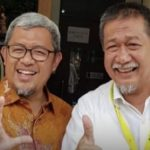 Foto Kemesraan Aher-Demiz Meski Beda Pilihan Pada Pilpres 2019