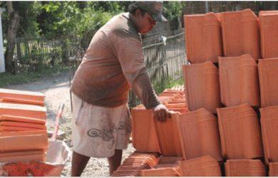 Genting produksi Jatiwangi, Majalengka