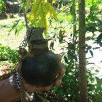 Granat ditemukan lagi di Desa Ciaruten Ilir Cibungbulang Kabupaten Bogor (ist)