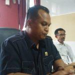 Ketua DPRD Kabupaten Cirebon, H Mustofa. (Alwi)