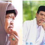 Ibunda Ustadz Abdul Somad meninggal dunia (ist)