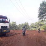 Jalan Militer Rusak di Purwakarta Diduga Dibekingi Aleg DPRD, Kades Langsung Respon