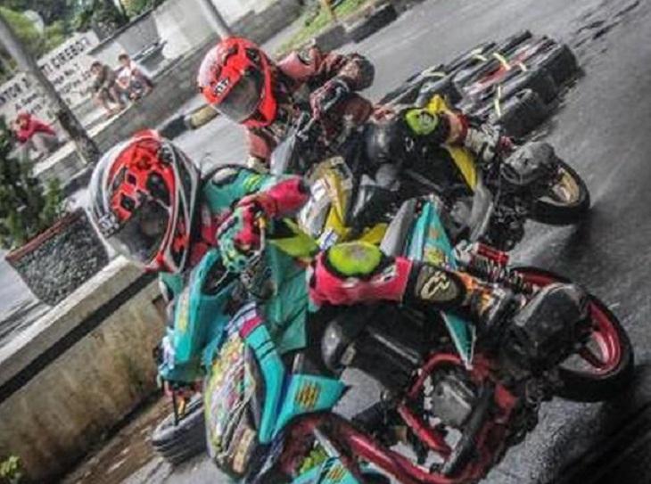 Kisah Pembalap Cantik Cirebon Ramaikan Ajang Balapan di Cirebon Katon Championship 2019