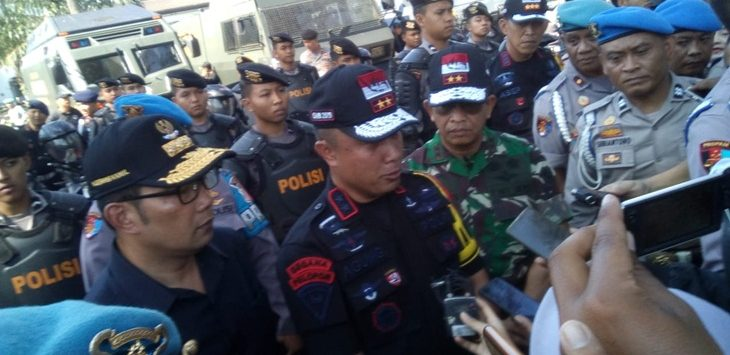 Kapolda Jabar Irjen Pol Agung Budi Maryoto ./Foto: Arief