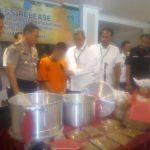 Pelajar SMK Beraktivitas Terkait Narkoba Jenis Gorila di Instagram, Pemasaran Se-Indonesia