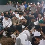 Pemakaman ibunda Ustadz Abdul Somad (UAS) di Silau Lama Asahan Sumut (ist)