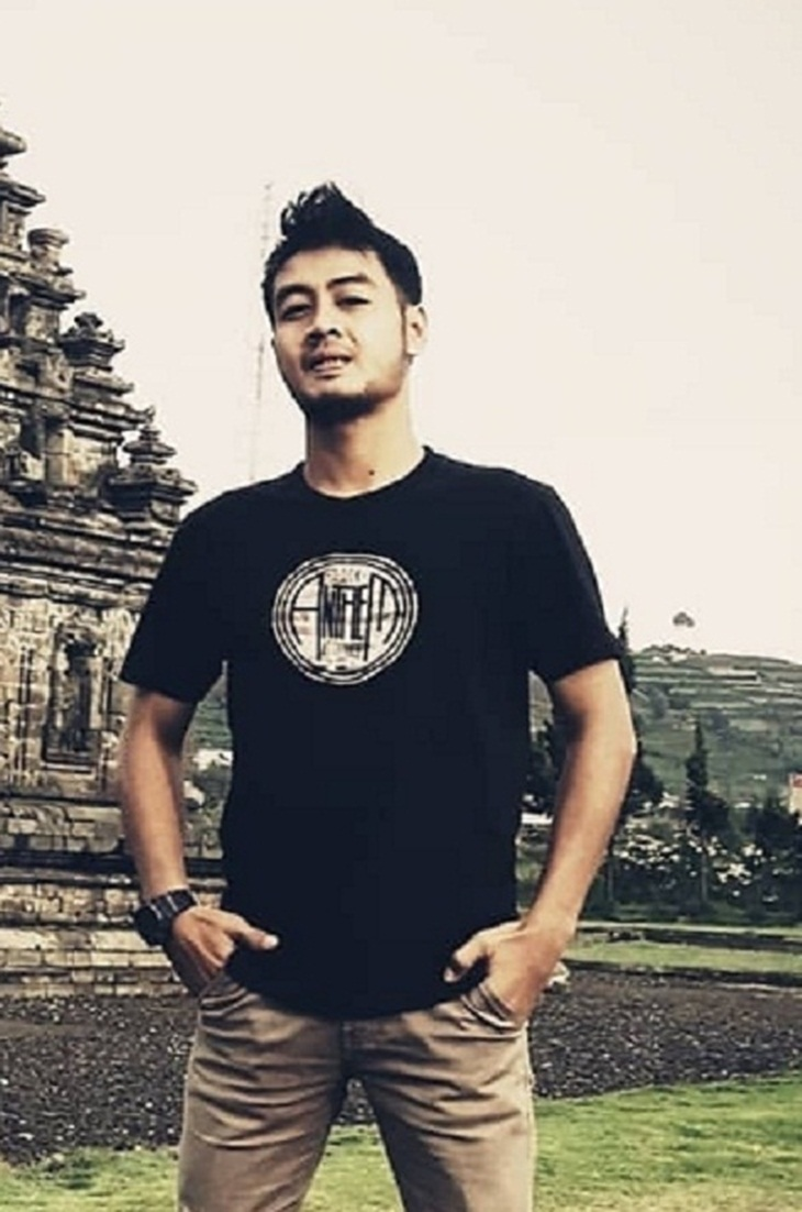 Pembalap Cirebon Wahyu Raharjo