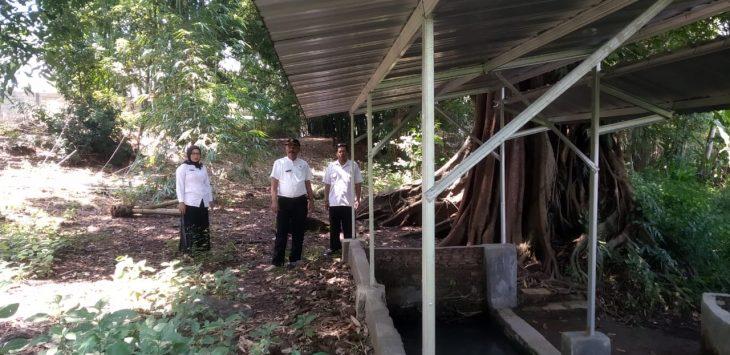 Tempat petilasan dan pemandian Pangeran Kembar Welang dan Weling di Desa Wilulang Susukanlebak Cirebon. Indra/pojokjabar