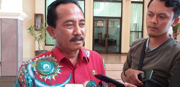 Hartono, Kadisbudparpora Kabupaten Cirebon. Kirno/pojokjabar