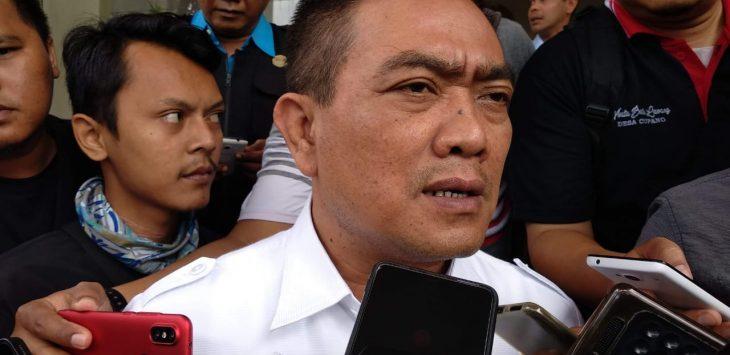 Walikota Cirebon, Nasrudin Azis. Alwi/pojokjabar