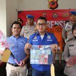 Polres Bogor ungkap caleg lakukan modus curat