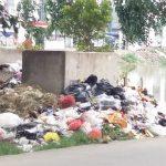 Sampah di Karawang Barat