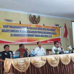 Satuan Narkoba Polres Cirebon Sosialisasi P4GN di Desa Sedong.