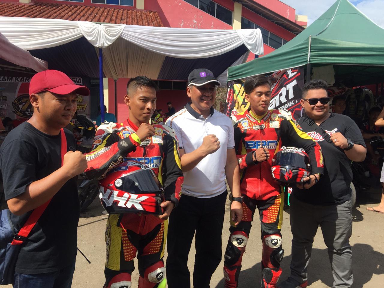 Sempat Jatuh Saat Ajang Cirebon Katon Championship