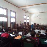 Sidang tuntutan terdakwa Wahid Husen mantan Kalapas Sukamiskin di PN Tipikor Bandung (arif)