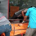 Sopir angkot yang meninggal di kamar mandi SPBU Jalan Pajajaran Kota Bogor (adi)