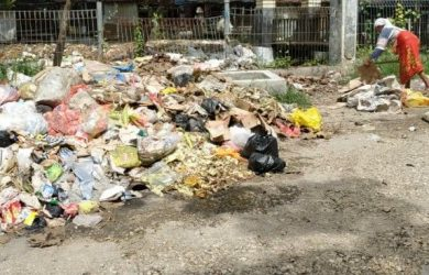 Titik Sampah Baru Bermunculan Selama TPA Burangkeng Tutup