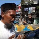 Video Detik-detik Aksi Pengemis Tajir dan Viral di Bogor, 'Jajali' Para Pengendara Bermotor