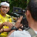 Ketua TKD Pasangan Jokowi-Ma'ruf Amin Jawa Barat Dedi Mulyadi.