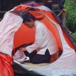 Ustadz Abdul Somad berdakwah di pedalaman NKRI (Fb)