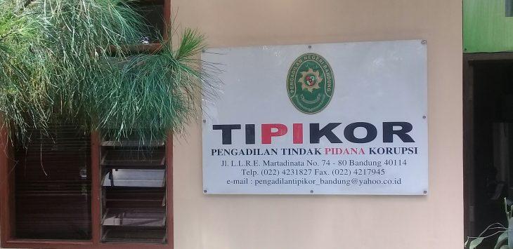 Pengadilan Tipikor Bandung Jawa Barat