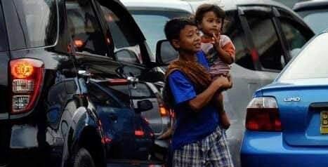 Para Anak Jalanan yang selalu termarginalkan dan butuh perhatian semua pihak.