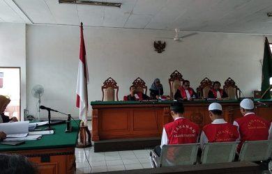 7 Terdakwa Pelaku Pembunuhan Haringga Sirla Kena Tuntut Kurang 15 Tahun Penjara