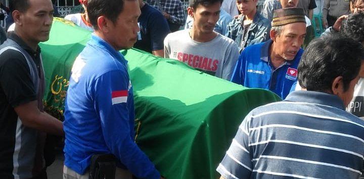 Anggota Polri di Kabupaten Purwakarta yang gugur mengamankan Pemilu 2019 (ist)